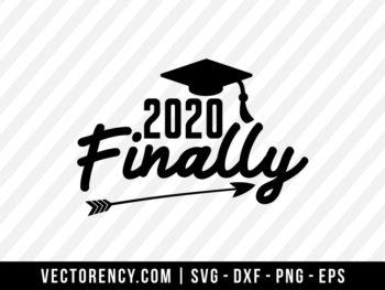 2020 Finally SVG File