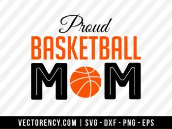 Proud Basketball Mom