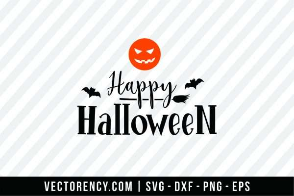 Happy Halloween SVG Cricut