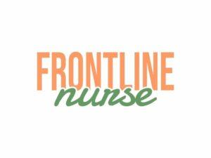 Frontline Nurse SVG