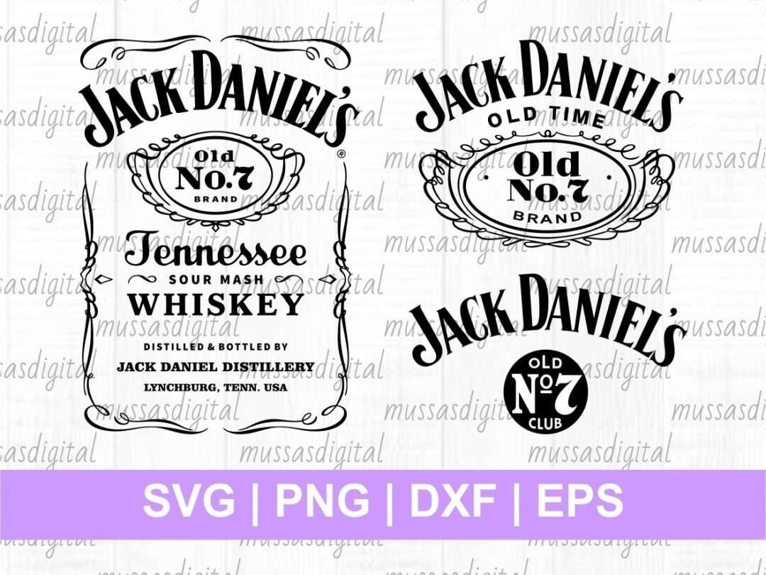 Jack Daniels Svg Vectorency