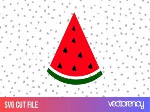watermelon svg cut file