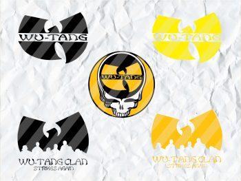 Wu Tang Svg WuTang Logo Symbol