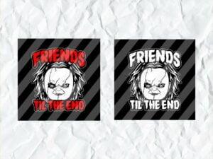 Chucky SVG Cut File