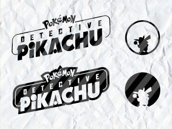 Detective Pikachu svg cut file