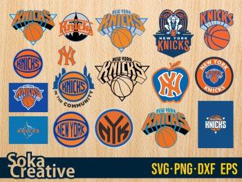 New York Knicks SVG Vector