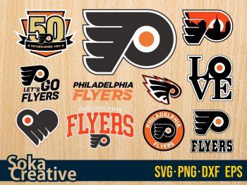 Philadelphia Flyers SVG Logo