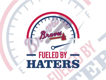 braves svg fueled by haters