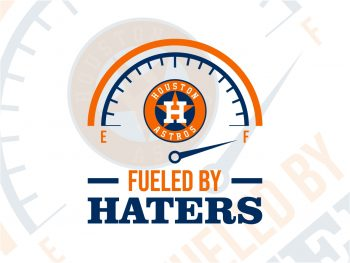 cricut cut file baseball houston astros SVG fueled by haters