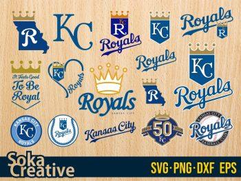 kc royals svg kansas city baseball
