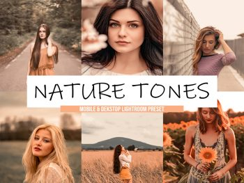 nature premium lightroom preset
