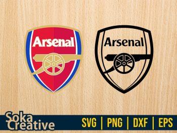 Arsenal F.C. Logo SVG