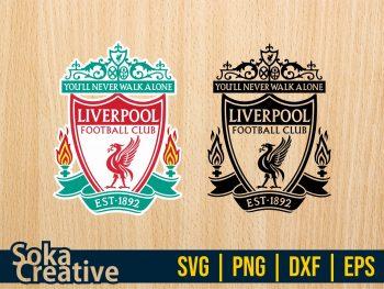 Liverpool Logo SVG Image