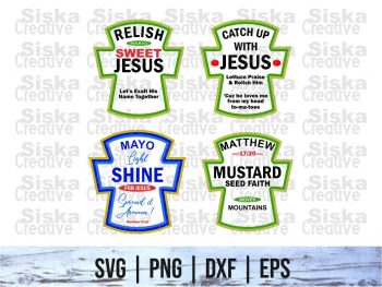 Catch Up With Jesus svg Cricut Files