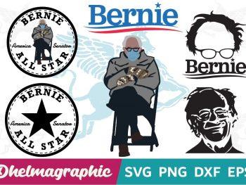 Bernie Sander Bundle SVG