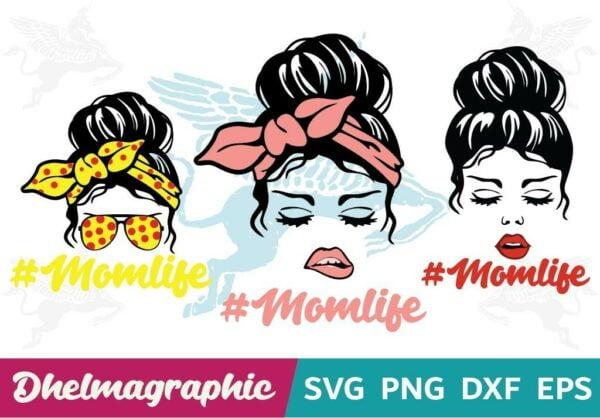 Mom Life Bundle SVG