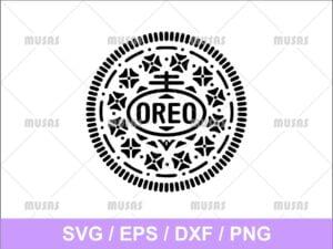 Oreo SVG