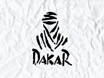 Rally Dakar Logo SVG