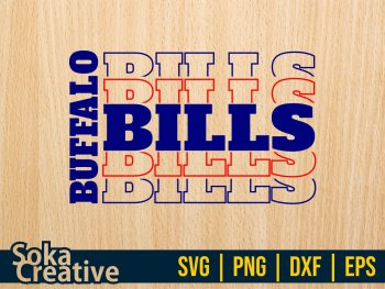 Buffalo Bills SVG