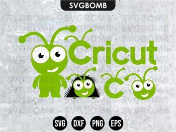 Cricut Cutie SVG