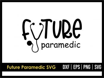 Future Paramedic SVG