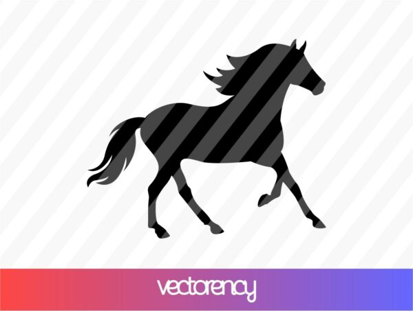 Horse SVG