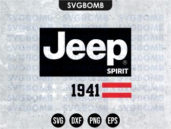 Jeep Spirit SVG