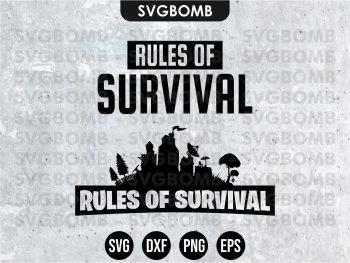 Rules of Survival Fortnite SVG