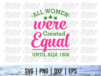 Women Aka SVG