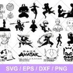 Avatar The Last Airbender SVG