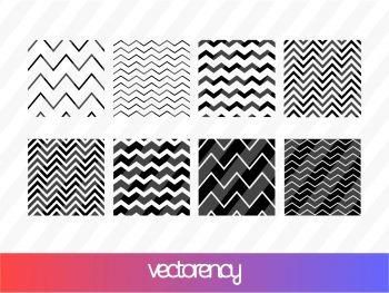 Chevron Seamless Pattern SVG