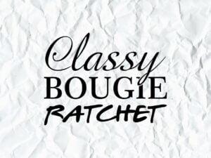 Classy Bougie Ratchet SVG