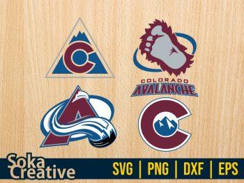 Colorado Avalanche SVG