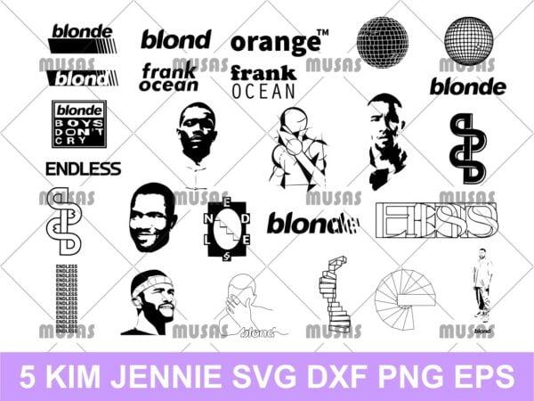 Frank Ocean SVG