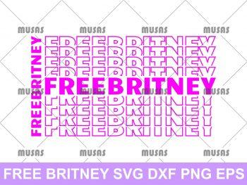Free Britney SVG