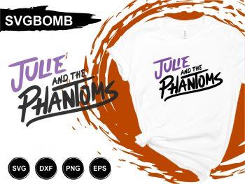 Julie And The Phantoms Logo SVG