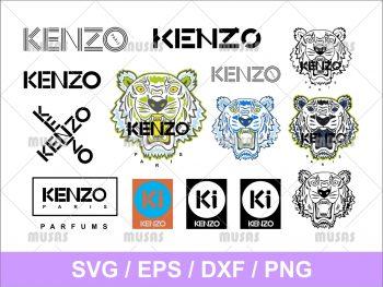 Kenzo Logo SVG