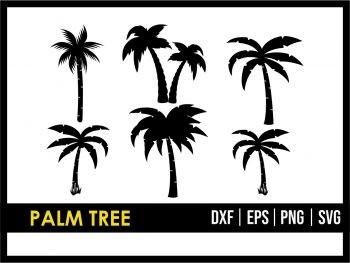 Palm Tree SVG
