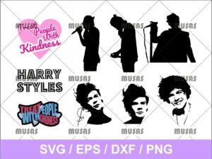 The Harry Styles SVG