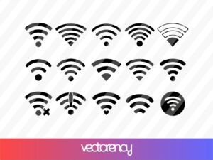 WIFI Icon SVG