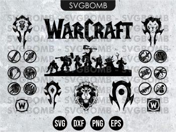 Warcraft SVG