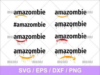 amazombie SVG