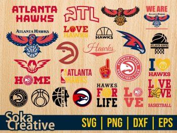 Atlanta Hawks SVG