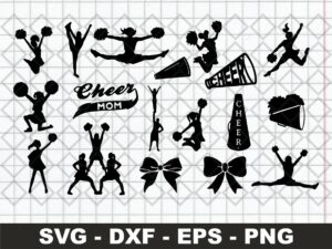 Cheer SVG