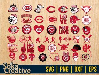 Cincinnati Reds SVG