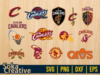 Cleveland Cavaliers SVG