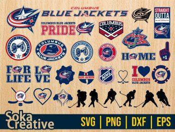 Columbus Blue Jackets SVG
