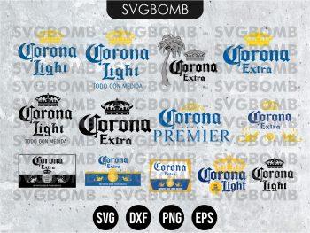 Corona Extra SVG