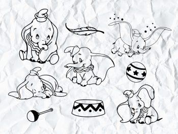 Dumbo SVG