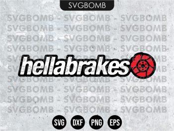 Hella brakes SVG